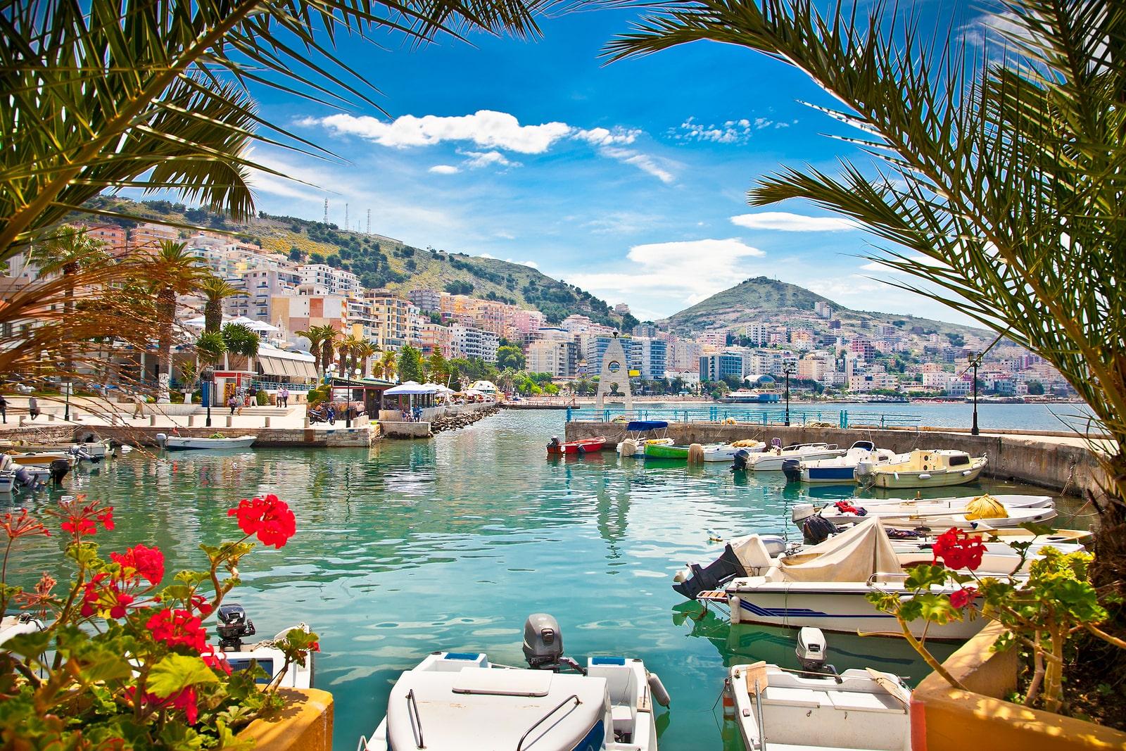 Албания. Фото.