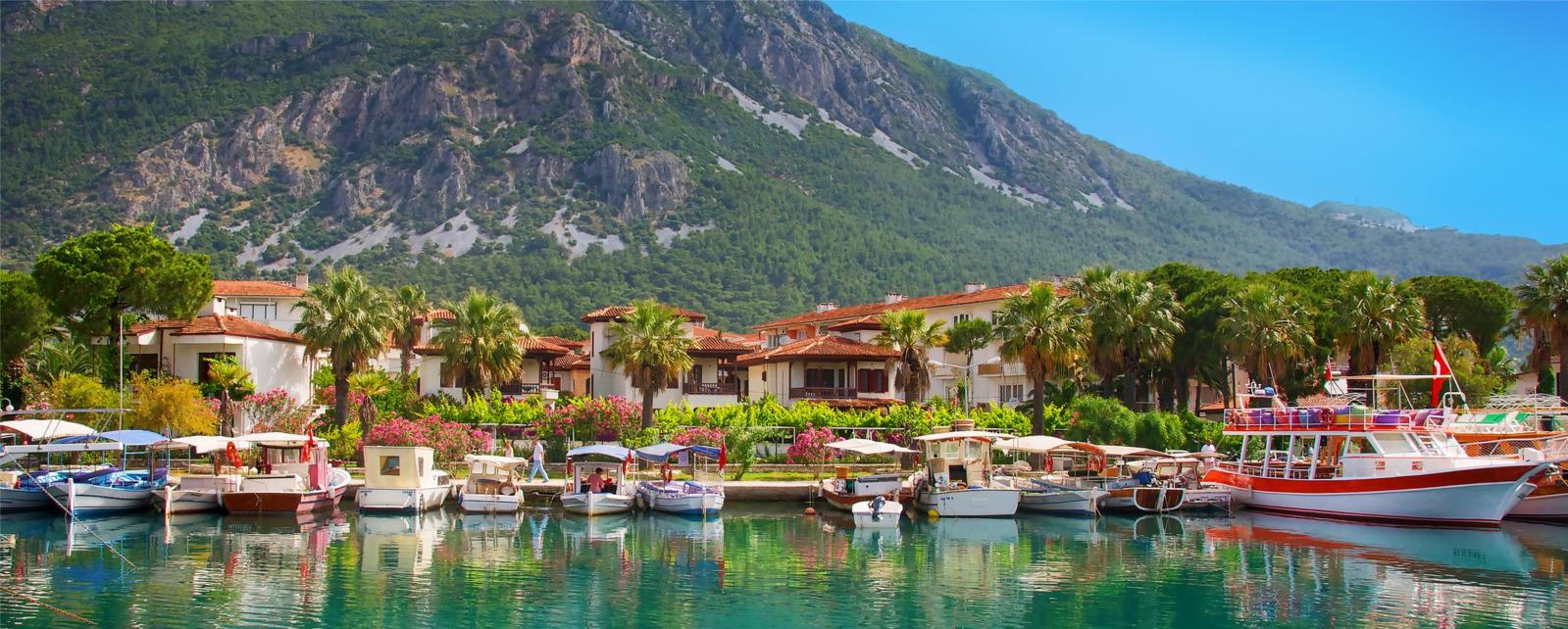 Фото курорта Мармарис. Турция.